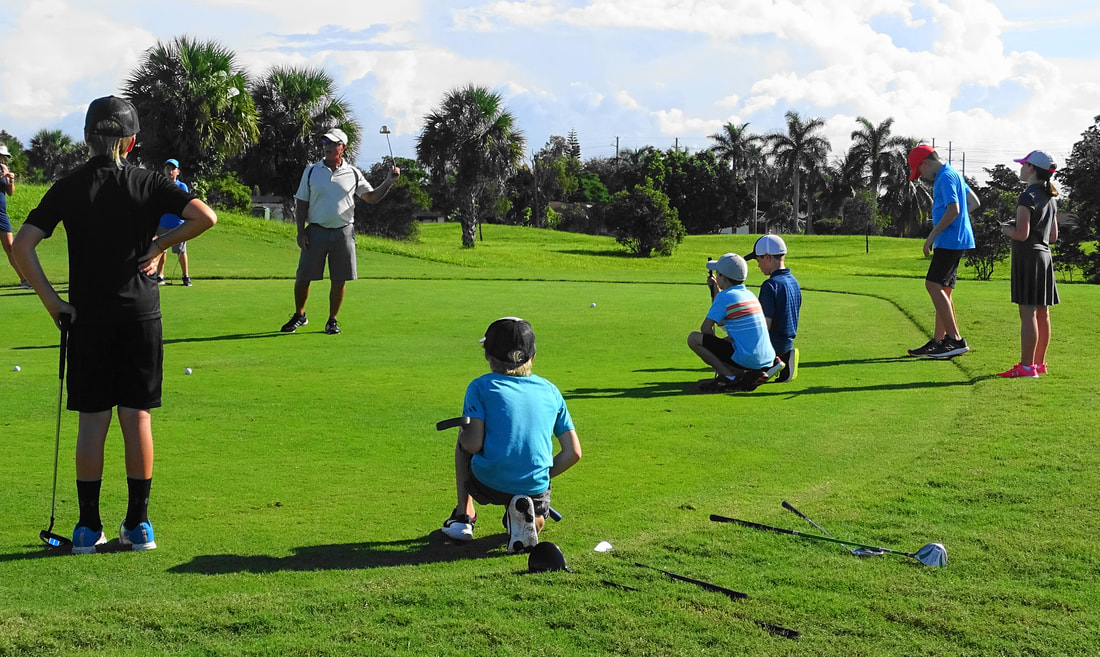Glen Beaver Homeschool Group Golf