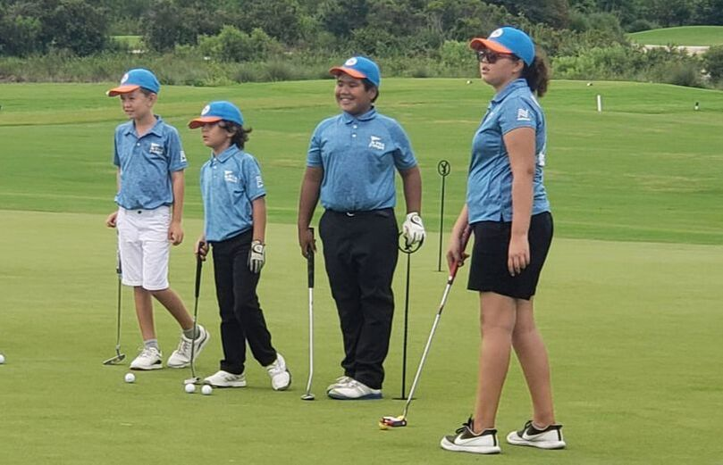 Beaver Golf students participate in PGA Jr. League